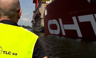 Success Story: float on operation in Abidjan